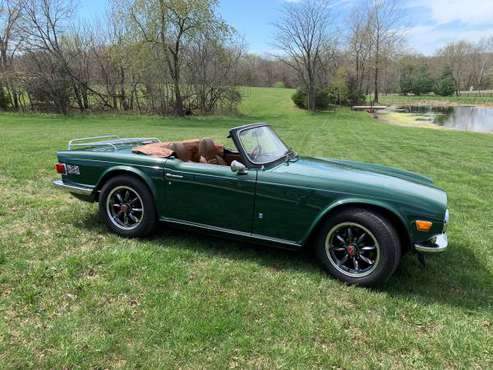 1971 Triumph TR6 for sale in Lawrence, KS