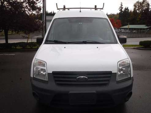 2013 FORD TRANSIT CONNECT,1 OWNER,LOW MILES,LOCAL VAN ,CLEAN CARFAX. for sale in Kirkland, WA