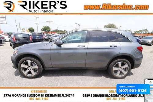 2016 Mercedes-Benz GLC-Class GLC300 for sale in Orlando, FL