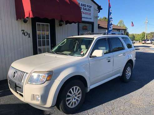 2011 Mercury Mariner Premier V6 AWD 4dr SUV for sale in Thomasville, NC