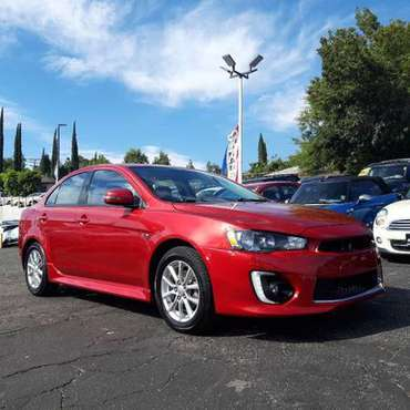 2016 Mitsubishi Lancer ES - APPROVED W/ $1495 DWN *OAC!! for sale in La Crescenta, CA