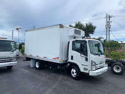 2020 Isuzu, Hino and Fuso referigerated Mike for sale in Pompano Beach, FL