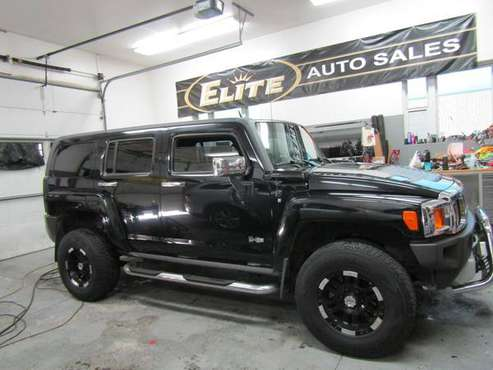 **Heated Leather/Sunroof/Great Deal** 2008 Hummer H3 for sale in Idaho Falls, ID