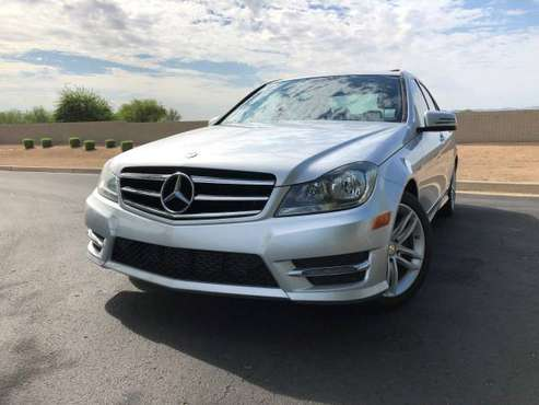 2014 MERCEDES-BENZ C-CLASS ONLY $2000 DOWN(OAC) for sale in Phoenix, AZ