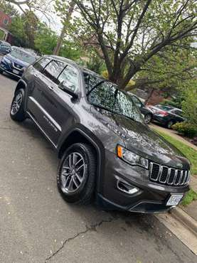 2018 Jeep Grand Cherokee Limited - cars & trucks - by owner -... for sale in Alexandria, District Of Columbia