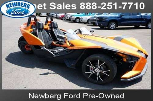 2015 Polaris SLINGSHOT for sale in Newberg, OR