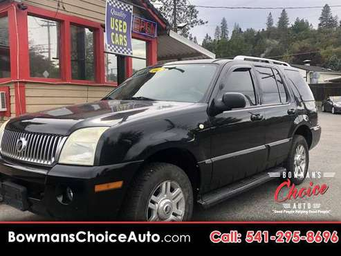 2004 Mercury Mountaineer for sale in Grants Pass, OR
