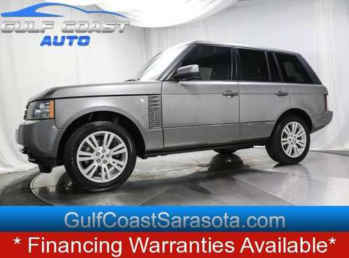 2011 Land Rover RANGE ROVER HSE LUX LEATHER NAVIGATION SUNROOF 3RD ROW for sale in Sarasota, FL