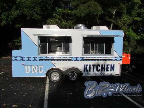 Food Trailers Concession Trailers for sale in Charlotte, NC