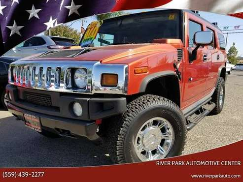 2004 HUMMER H2 Base 4WD 4dr SUV for sale in Fresno, CA