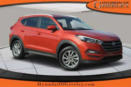 🖝 2016 Hyundai Tucson SE #128412; for sale in Greeley, CO
