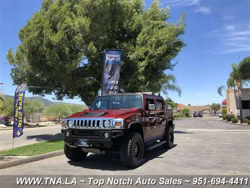 2005 Hummer H2 SUT 4dr Crew Cab for sale in Temecula, CA