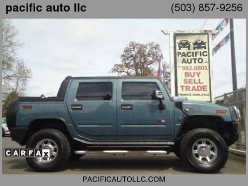 2005 HUMMER H2 SUT Base 4WD 4dr Crew Cab SB Pickup for sale in Woodburn, OR