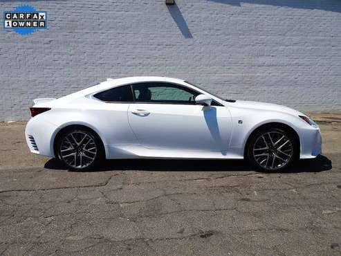 Lexus RC 350 Navigation F Sport AWD 4x4 Cars Red Leather Read Options! for sale in Knoxville, TN