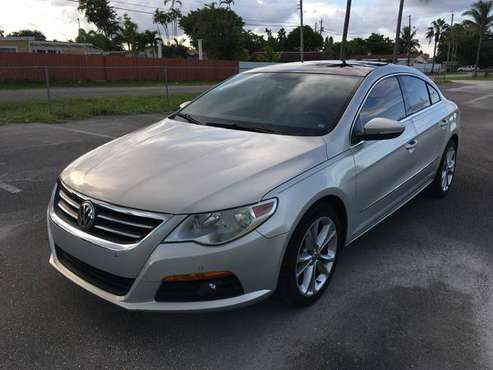 2009 VW cc sport 106k miles for sale in Lake Worth, FL