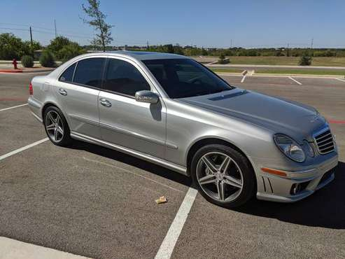 2005 Mercedes E55 AMG - Ultra Clean for sale in Round Rock, TX