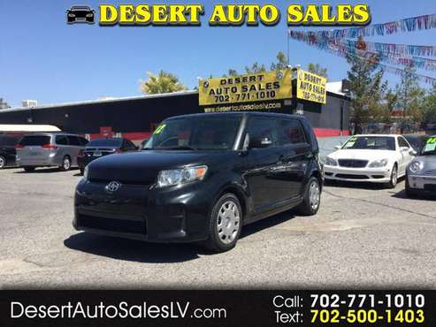 2012 Scion xB 5dr Wgn Man (Natl) LAS VEGAS for sale in Las Vegas, NV