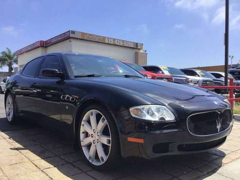 2008 Maserati Quattroporte SPORT GTS! LOW MILES! MUST SEE IN PERSON!!! for sale in Chula vista, CA