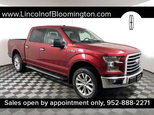 2016 Ford F-150 Red Sweet deal*SPECIAL!!!* - cars & trucks - by... for sale in Minneapolis, MN