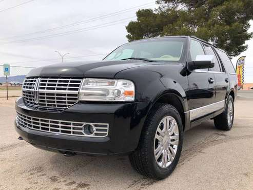 2008 Lincoln Navigator 4WD!! - cars & trucks - by dealer - vehicle... for sale in El Paso, TX