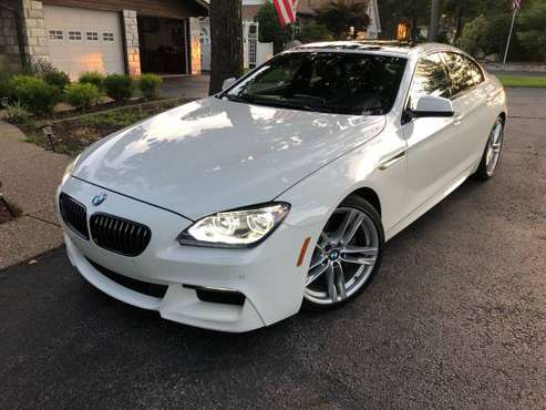 2015 BMW 640XI GRAN COUPE FACTORY WARRANTY MAKE OFFER JUST SERVICED for sale in Valley Park, MO