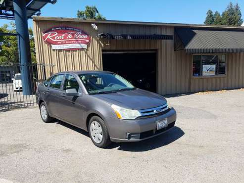 2009 Ford Focus * Rent to Own * Absolutely No Credit Check! * - cars... for sale in Modesto, CA, CA