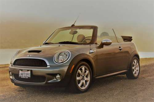 2010 MINI Cooper S Convertible for sale in South San Francisco, CA