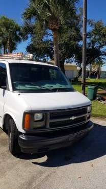 1997 2500 Chevy Express for sale in Port Orange, FL