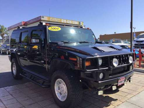 2004 HUMMER H2 4WD! MUST SEE CONDITION! SUPER NICE H2! WONT LAST LONG! for sale in Chula vista, CA
