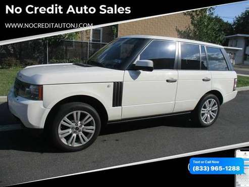 2010 Land Rover Range Rover HSE 4x4 4dr SUV $999 DOWN for sale in Trenton, NJ