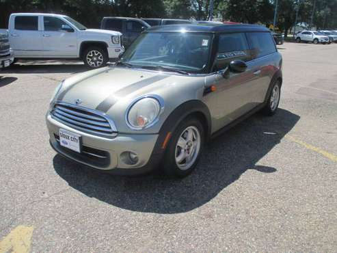 2011 Mini Cooper Clubman Coupe for sale in Sioux City, IA