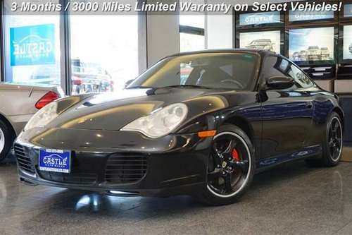 2004 Porsche 911 Carrera Coupe for sale in Lynnwood, WA