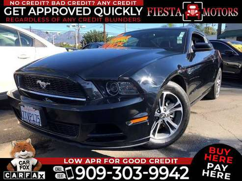 2013 Ford Mustang V6 Premium for sale in Ontario, CA