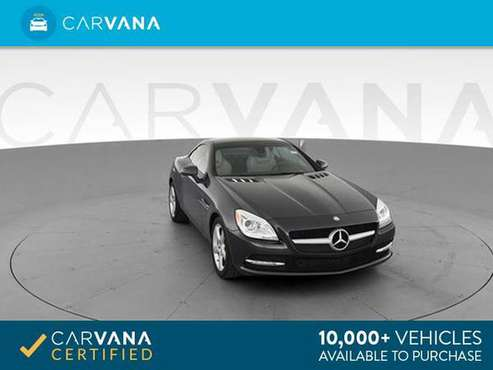 2012 Mercedes-Benz SLK-Class SLK 250 Roadster 2D Convertible GRAY - for sale in Barrington, RI