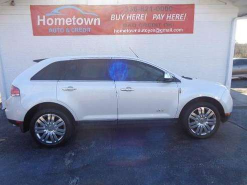 2009 Lincoln MKX FWD ( Buy Here Pay Here ) - cars & trucks - by... for sale in High Point, NC