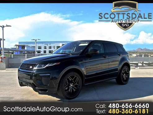 2016 Land Rover Range Rover Evoque 5dr HB HSE Dynamic for sale in Scottsdale, NM