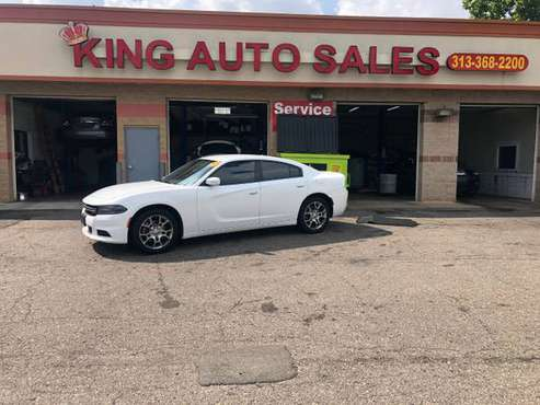2015 Dodge Charger SE AWD🌐 WWW.KINGAUTO.ORG🌐 for sale in Detroit, MI