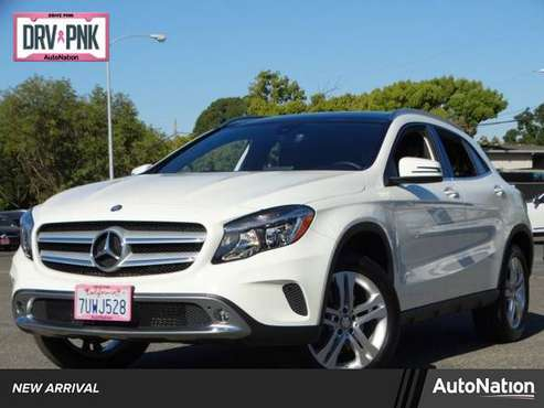 2017 Mercedes-Benz GLA GLA 250 AWD All Wheel Drive SKU:HJ302793 for sale in San Jose, CA