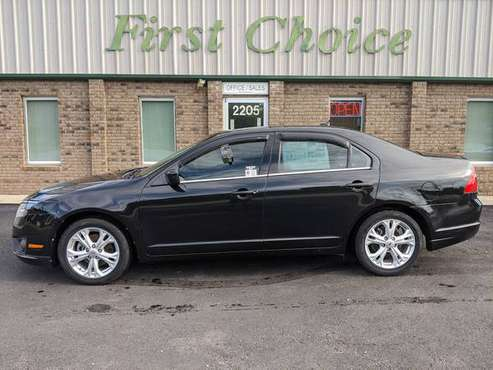 2012 FORD FUSION SE, SUNROOF, 34 MPG $8995 REDUCED! - cars & trucks... for sale in Greenville, SC