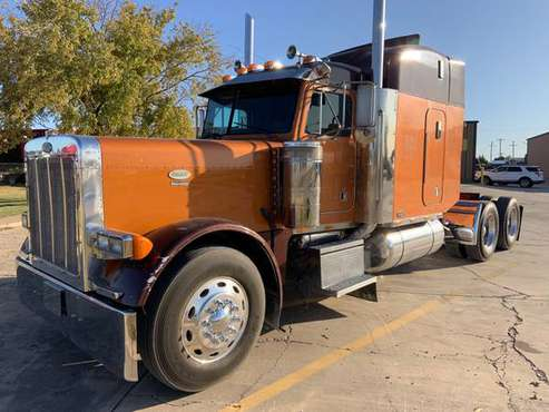 1999 PETERBILT 379 Ext HOOD for sale in Oklahoma City, OK