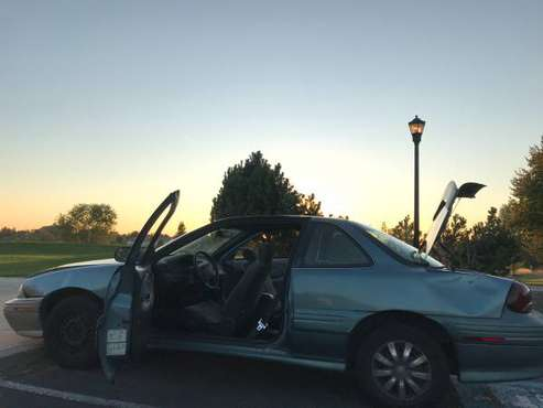 1996 Pontiac Grand Am - cars & trucks - by owner - vehicle... for sale in Spokane, WA