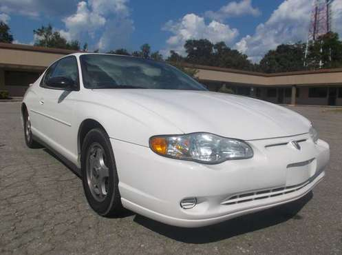 SATURDAY CASH SALE!-2004 CHEVY MONTE CARLO LS-97 K MILES $2499 for sale in Tallahassee, FL