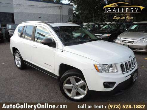 2012 Jeep Compass 4WD 4dr Limited - WE FINANCE EVERYONE! for sale in Lodi, NJ