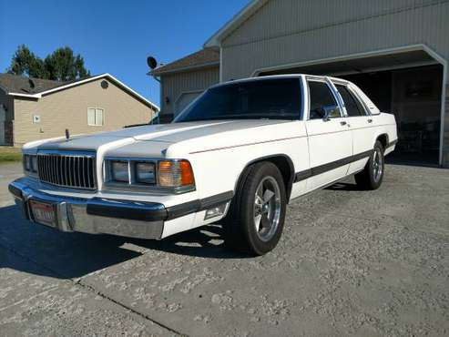 1991 Mercury Grand Marquis for sale in Idaho Falls, ID