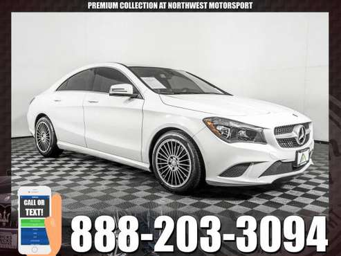 *PREMIUM LUXURY* 2015 *Mercedes-Benz CLA250* FWD for sale in PUYALLUP, WA