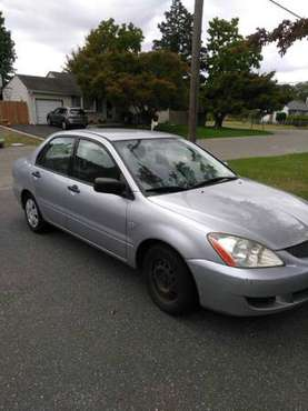 2004 MITSUBISHI LANCER MUST GO for sale in Port Jefferson, NY