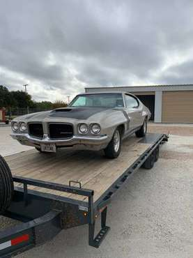 1971 Pontiac Lemans - cars & trucks - by owner - vehicle automotive... for sale in Granbury, TX
