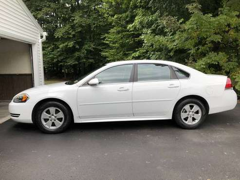 2011 Chevy Impala for sale in WEBSTER, NY