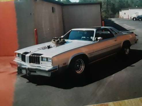 "1977 OLDS CUTLASS / HAMPTON BLOWN 455 ""WTB"" for sale in Buford, GA"