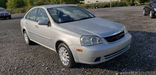 2007 SUZUKI FORENZA ONLY 79K for sale in East Syracuse, NY